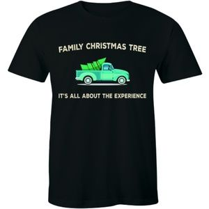 Family Christmas Tree It's All About The T-shirt